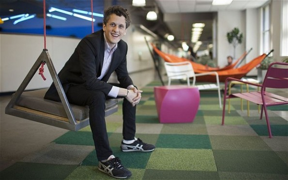 Aaron Levie, Box